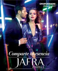 Comparte tu esencia Jafra