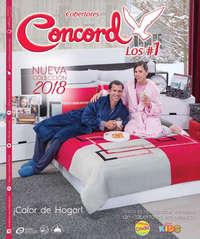 Catálogo de Cobertor Borrega 2018