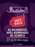 Ofertas de Ilusión, Hot Sale Ilusión