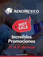 Ofertas de Aeromexico, Hot Sale Aeromexico