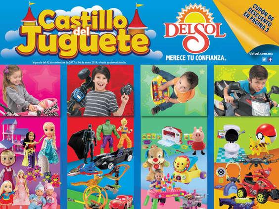 Ofertas de Del Sol, Castillo del Juguete