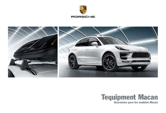 Ofertas de Porsche, Tequipment Macan