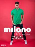 Ofertas de Milano, Casual