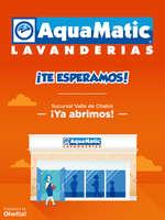 Ofertas de AquaMatic, Nueva Sucursal Valle de Chalco