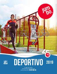 Catálogo Deportivo