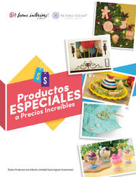Folleto Productos Especiales