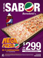 Ofertas de Benedettis, El dúo del sabor