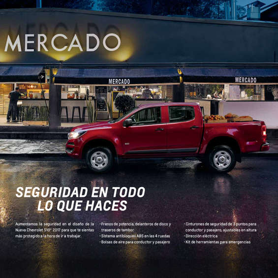 Ofertas de Chevrolet, Chevrolet S10