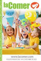 Ofertas de La Comer, Feliz día del niño - Bajo