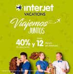 Ofertas de Interjet, Viajemos juntos