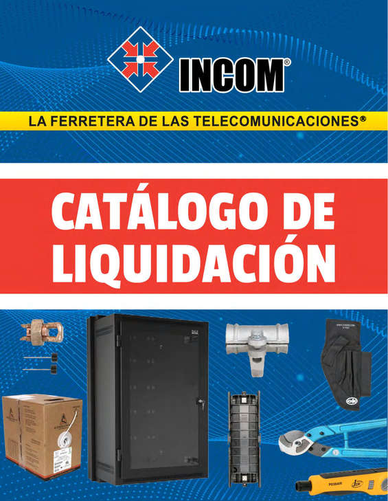 Ofertas de Incom, Catálogo de liquidación