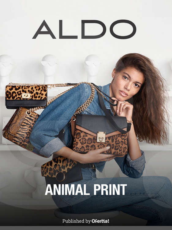 Ofertas de Aldo, Animal Print