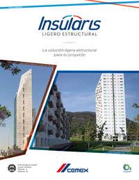 Concreto Insularis Ligero Estructural