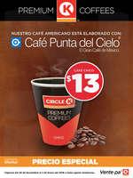 Ofertas de Circle K, Promociones Durango, SLP y Zacatecas