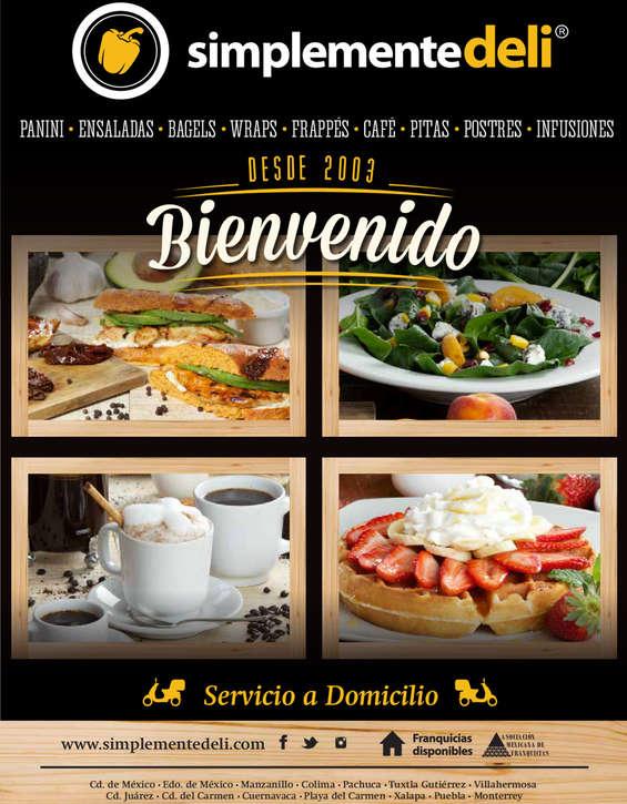 Simplemente deli ofertas cat logos y folletos ofertia - Casa doli restaurante ...