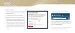 Ofertas de Santander, Folleto Informativo Delta Oro