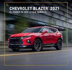 Ofertas de Chevrolet, Blazer 2021