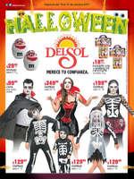 Ofertas de Del Sol, Halloween Del Sol