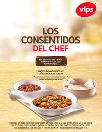 Los consentidos del chef