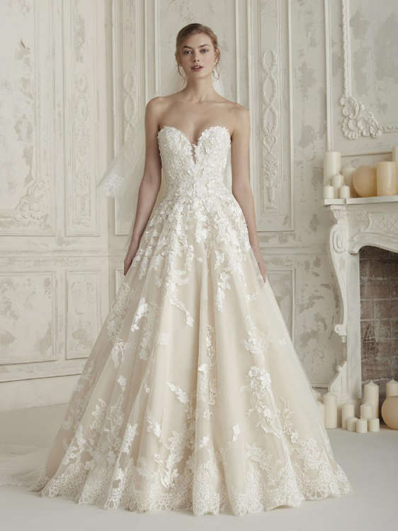 Tiendas de vestidos de novia tijuana – Vestidos de dama de ...