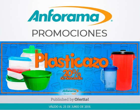 Ofertas de Anforama, Plasticazo