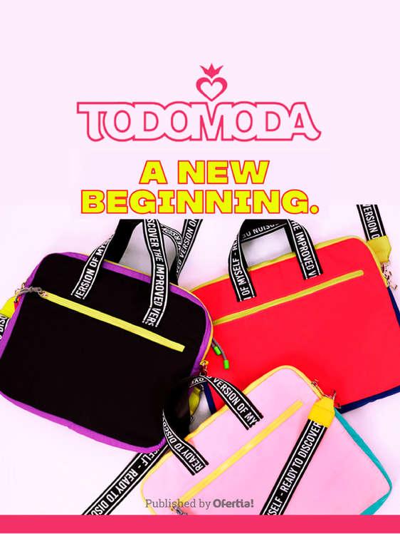 Ofertas de Todo Moda, A new beginning   Accesorios y más