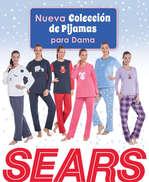Ofertas de Sears, Nueva Colección de Pijamas para dama