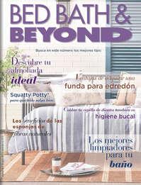 Revista Bed Bath & Beyond