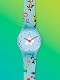 I love my Swatch, Countryside Collection