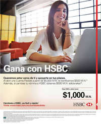 Gana con HSBC