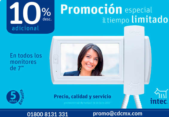 Ofertas de Centro de Conectividad, Promoción