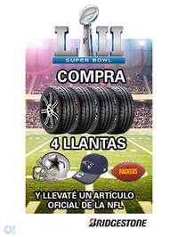 NFL Bridgestone