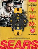 Ofertas de Sears, Descuentos en Relojería