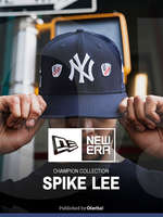 Ofertas de New Era, Spike Lee Collection
