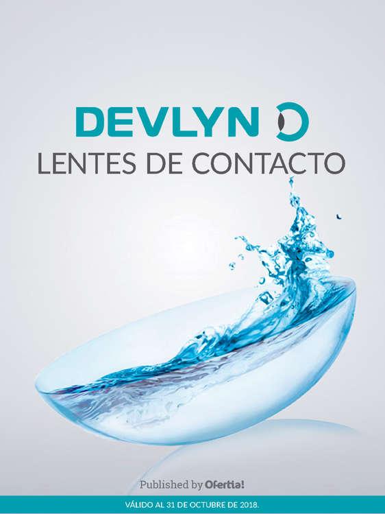 Ofertas de Devlyn, Lentes de contacto Devlyn
