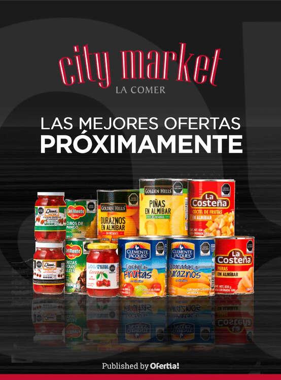 Ofertas de City Market, Próximamente