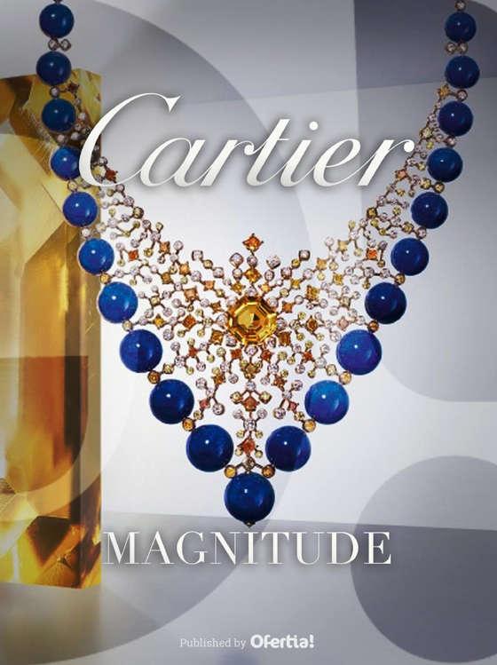 Ofertas de Cartier, Magnitude