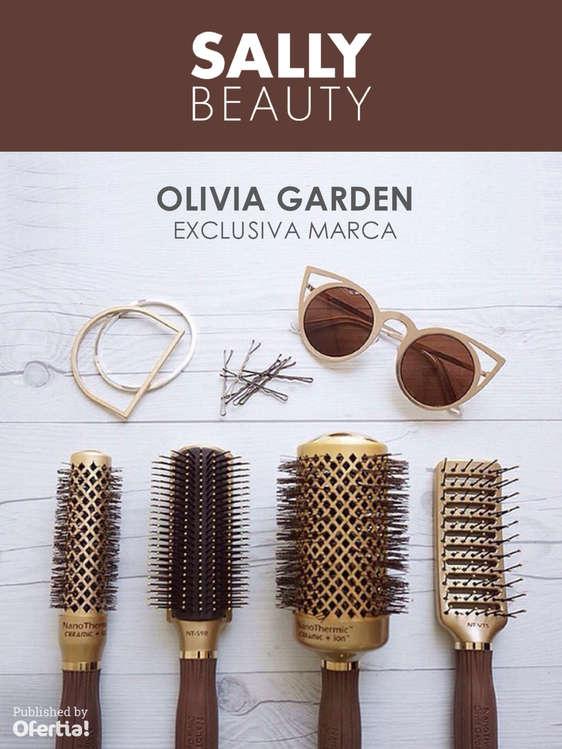 Ofertas de Sally Beauty Supply, Olivia Garden