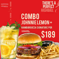 Combo Johnnie Lemon