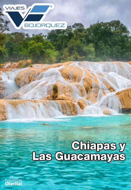 Ofertas de Viajes Bojorquez, Chiapas