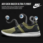Ofertas de Nike, Sock Racer Ultra Flyknit