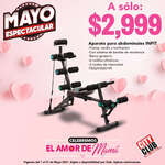 Ofertas de City Club, Mayo espectacular