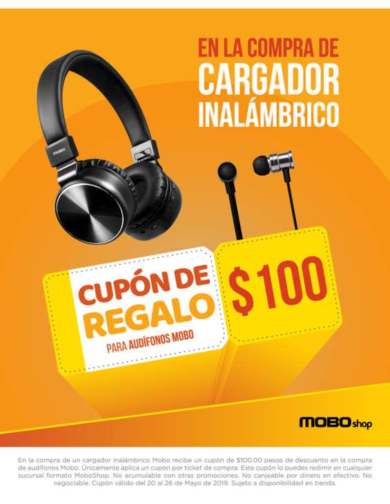 bec6927de40 Ofertas de Mobo, Cupón de regalo para audífonos MOBO. Ver Ofertas Accesorios  smartphone