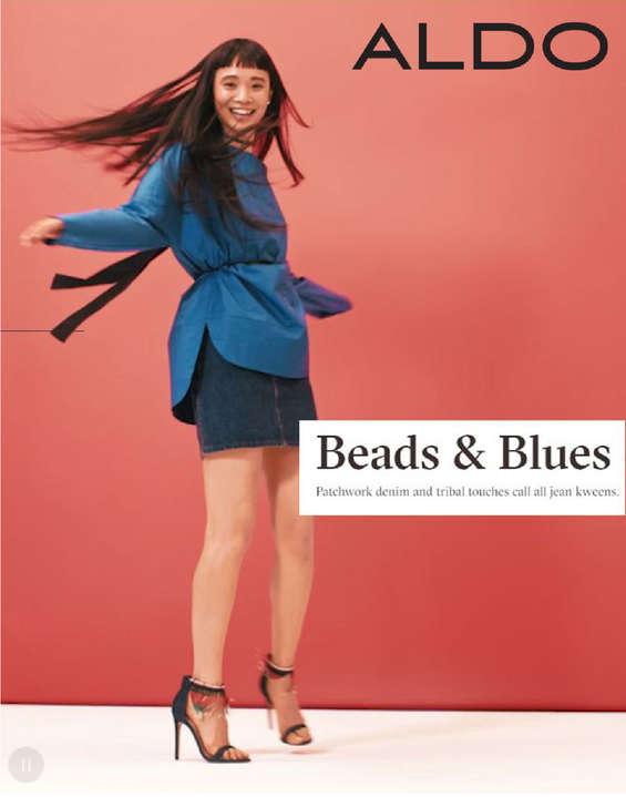 Ofertas de Aldo, Beads and blues