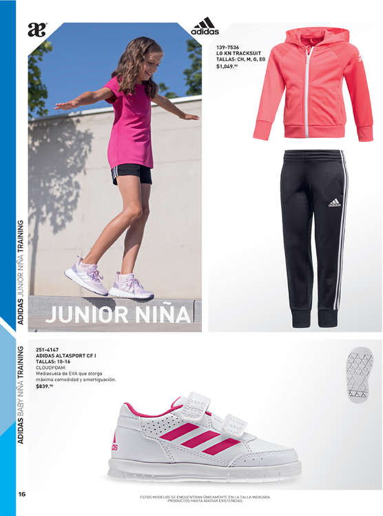 2a41d332 Pantalones deportivos niña en Macuspana - Catálogos, ofertas y ...