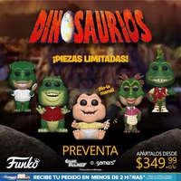 Funko Dinosaurios