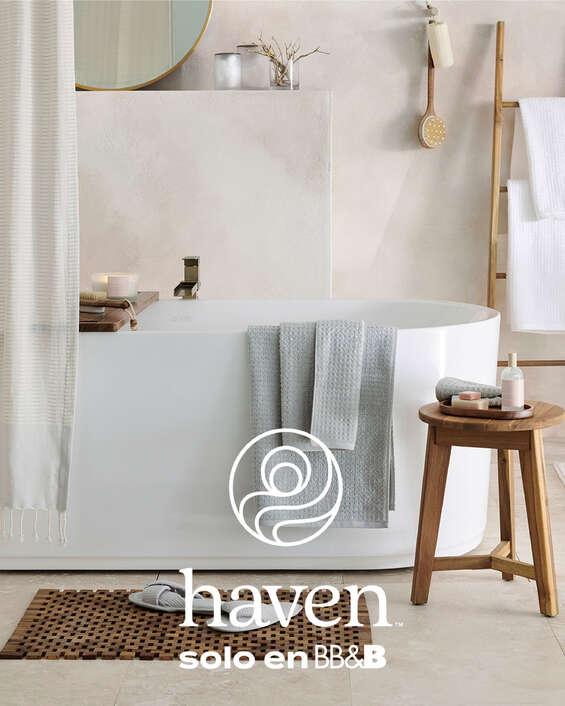 Ofertas de Bed Bath & Beyond, Nueva colección de esenciales para baño