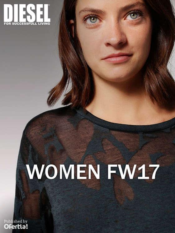 Ofertas de Diesel, Women FW17