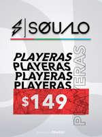 Ofertas de Squalo, Playeras $149