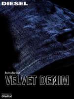 Ofertas de Diesel, Velvet Denim